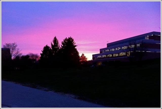 OU Sunset